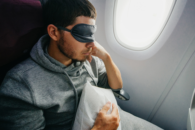 Let's face it: flying is probably everyone's least favourite part of any trip. But ensuring you're as comfortable as possible with a few soft accessories will help to while away those hours in the sky.