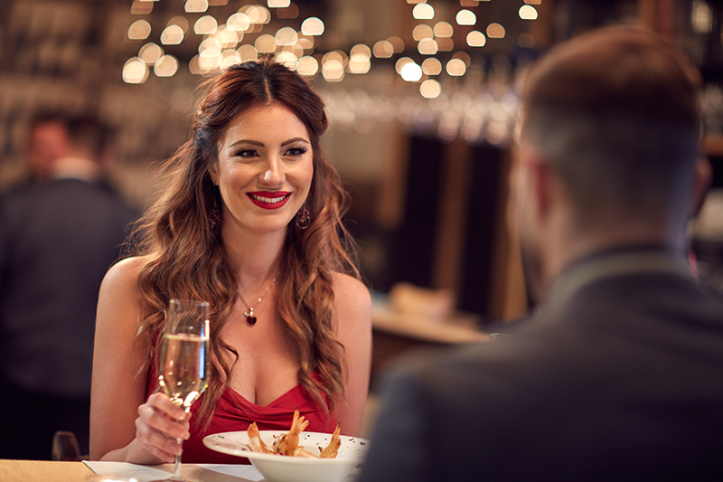 Rekindle your romance with a trip to Spain. After a day of exploring and sightseeing, book a romantic candle-lit dinner for two.