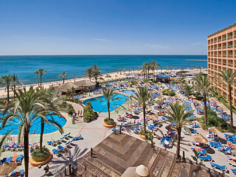 RCI Extra Holidays and RCI Late Deals are a great way to access value for money holidays is amazing holiday resorts such as the Sunset Beach Club in Spain.