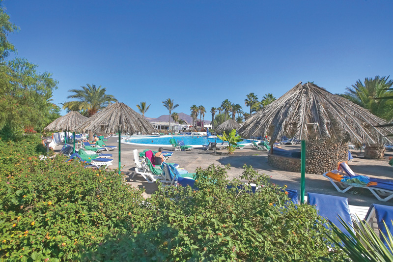 Las Brisas resort in Lanzarote is one of more than 4,300 resorts around the world which are affiliated to the RCI Holiday Exchange network.
