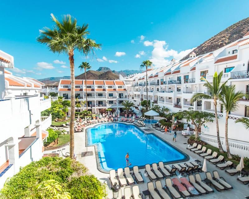 Beverly Hills Heights (2398) resort in Tenerife was the first timeshare property that Donna and her family bought. Since then, she has never looked back and now enjoys four or five weeks of holidays a year with RCI.