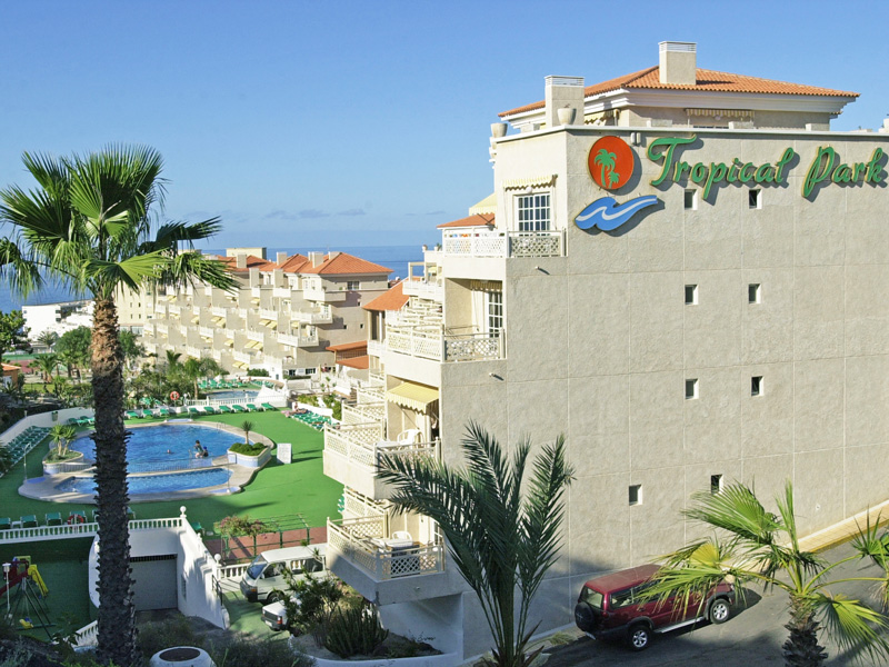 For a fantastic Tenerife holiday, look no further than RCI's The Apartamentos Tropical Park for fabulous accommodation.