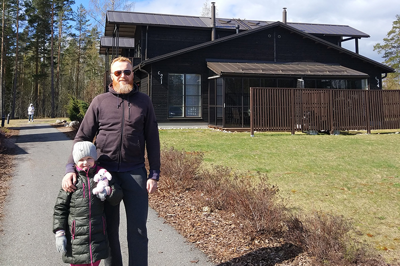 Holiday Club Katinkulta is the family's favourite resort, although the natural, unhurried way of life which is so much a feature of resorts in Finland really works well in bringing mum, dad and the children together during their holiday.