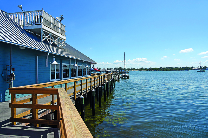 Away from Anna Maria Island's beautiful beaches, its pristine pier provides an interesting aspect for a leisurely meander before taking in some of the quirky shops or exploring the galleries and museums.