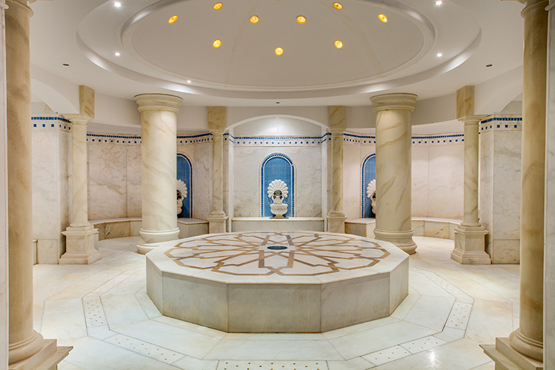If there is one thing you must do on holiday in Turkey, it's a Turkish bath. You'll be steamed, scrubbed and massaged and leave feeling relaxed and cleaner than you can imagine!