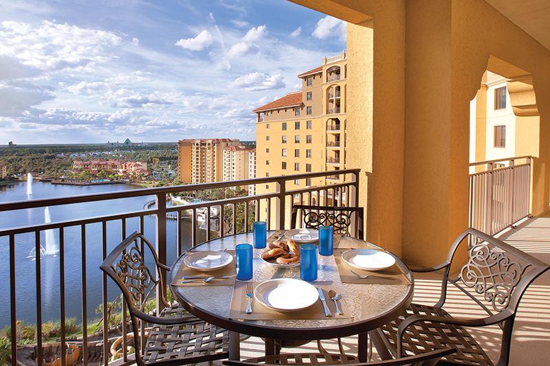 Wyndham Bonnet Creek Resort (6369) is an RCI-affiliated resort in Lake Buena Vista, in Florida.