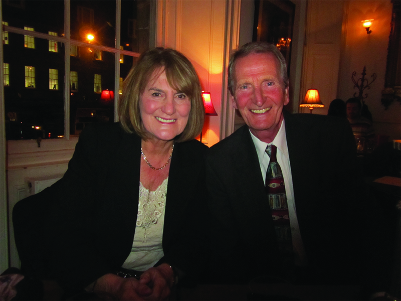Margaret and Charles Burnell have been RCI members for 26 years and are very savvy in using all the benefits of RCI membership, including RCI Guest Certificates to take their family and friends away on holiday.
