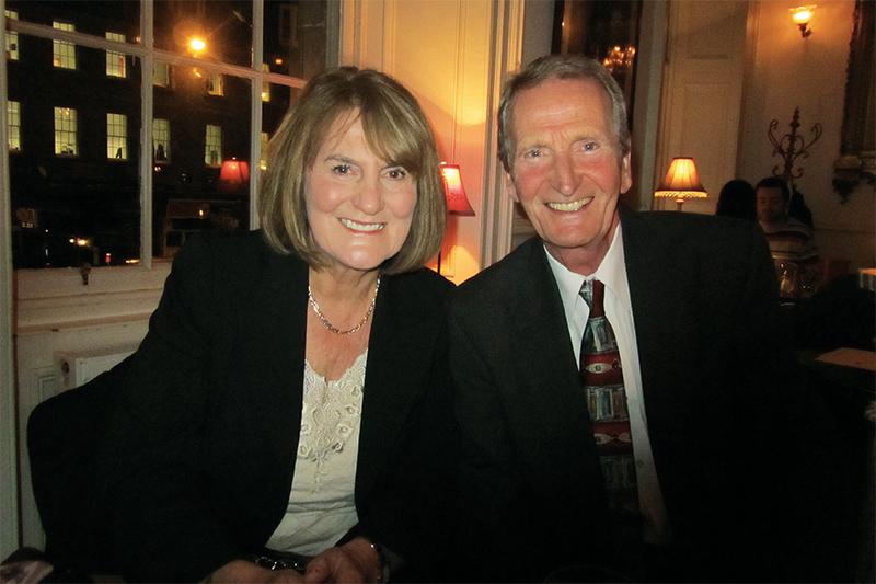 Margaret and Charles Burnell have been members of RCI for 30 years and have enjoyed many membership benefits. They like to share their timeshare experience, however, and often gift RCI Guest Certificates to their family and friends so they can also enjoy all that RCI has to offer.