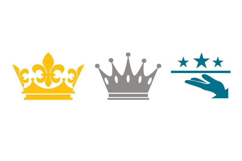 RCI brings both set quality criteria and member feedback together to make awards, which denote the quality status of a selection of resorts which meet the exacting requirements of RCI and its members. The awards are, starting with the best, RCI Gold Crown, RCI Silver Crown, and RCI Hospitality.