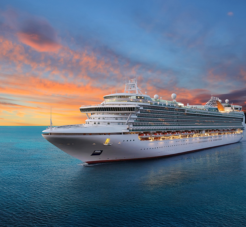 RCI Trading Power and RCI Points can be used to put to booking a cruise holiday with several of the major cruise lines operating across Europe and beyond.