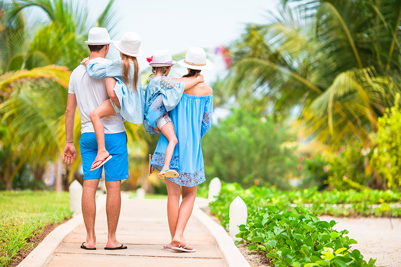 Timeshare accommodation and holidays are geared up for the enjoyment and comfort of families holidaying together.