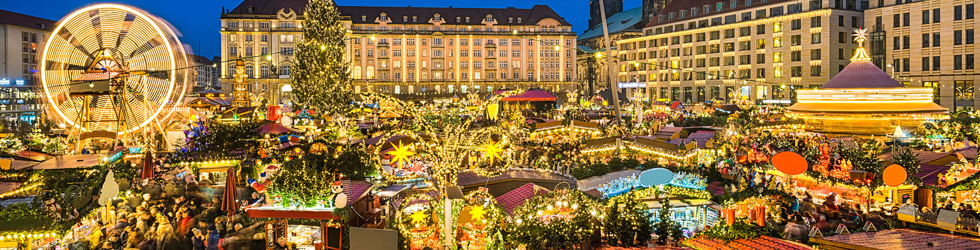 Which Country Hosts Striezelmarkt A Christmas Market Thats Been Held Since 1434.Rci