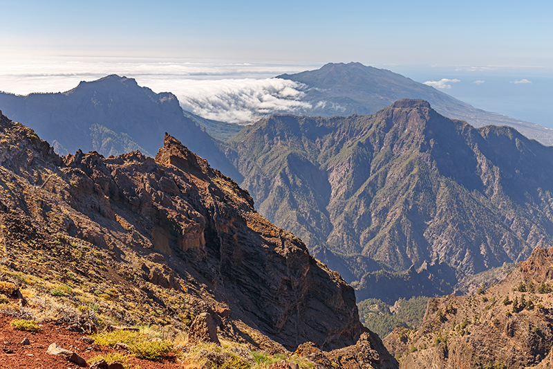 Caldera Mountain is the highest point on the island of Los Lobos. For the energetic, hike up this mountain, you won't be disappointed with the views when you reach the top. You can see the neighbouring islands of Fuerteventura and Lanzarote.