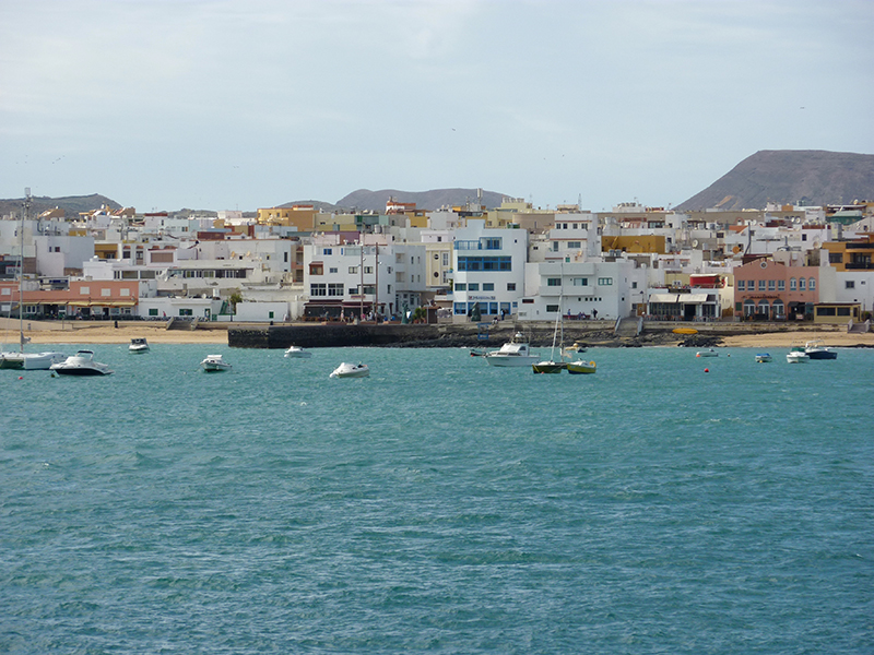 Corralejo is situated in the north of Fuerteventura and is a very popular location. There are lots of things to be enjoyed for all the family, such as pristine beaches, plenty of water sports or you could take a trip to Los Lobos Island for the day from Corralejo Harbour.