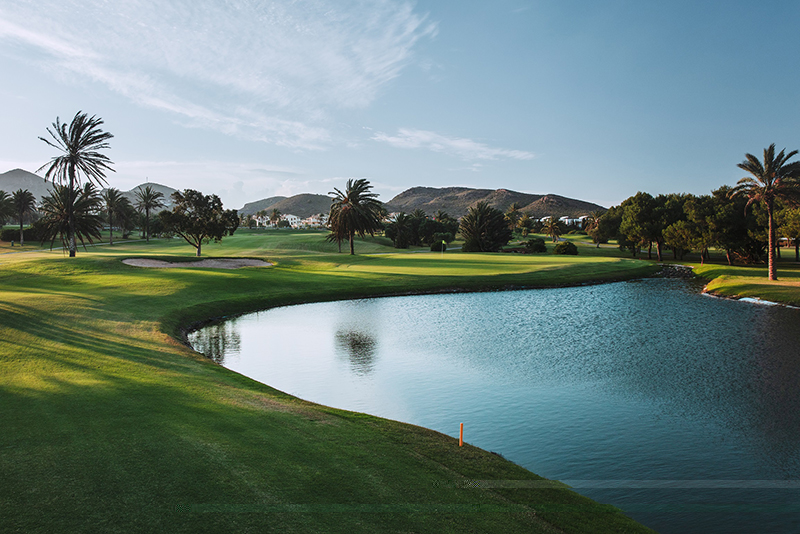 La Manga Club boasts three excellent golf courses, as well as appeals to non-golfers in your party. There are family-friendly activities, restaurants, a 28-court tennis centre and other facilities set on 1,400 acres.