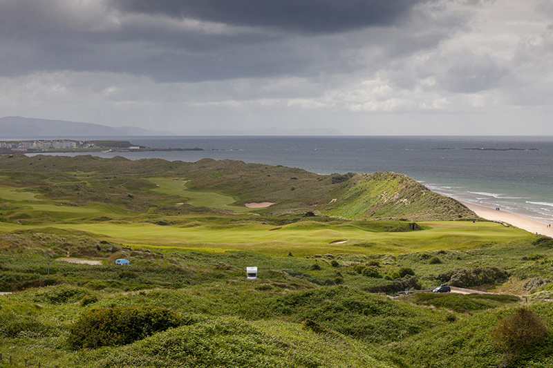 Northern Ireland's Royal Portrush Golf Club will play host to the 2019's The Open Championships for the first time in almost 70 years.