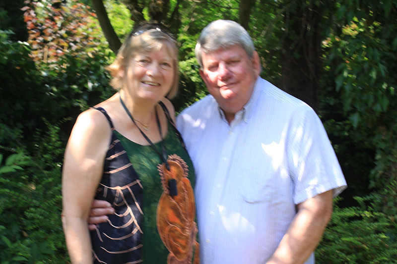 Glenys and Douglas Hart use all the holiday planning facilities on RCI.com to get them away on the holidays want, while also saving time in researching them - and even money on flights by careful consideration around the departure and check-in dates they choose.