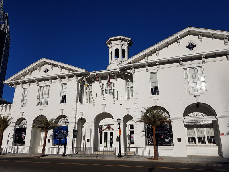 Mobile is one of the most interesting towns and what better way to learn all about its history than The History Museum of Mobile?