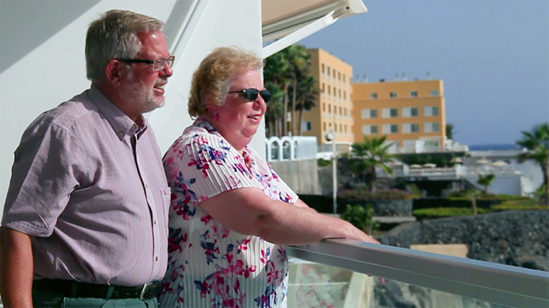 Timeshare properties are known for being of a high quality with great on-resort facilities and amenities. Martyn and Gail Wrigg are impressed by RCI's quality awards which highlight the very best in our affiliated accommodation.