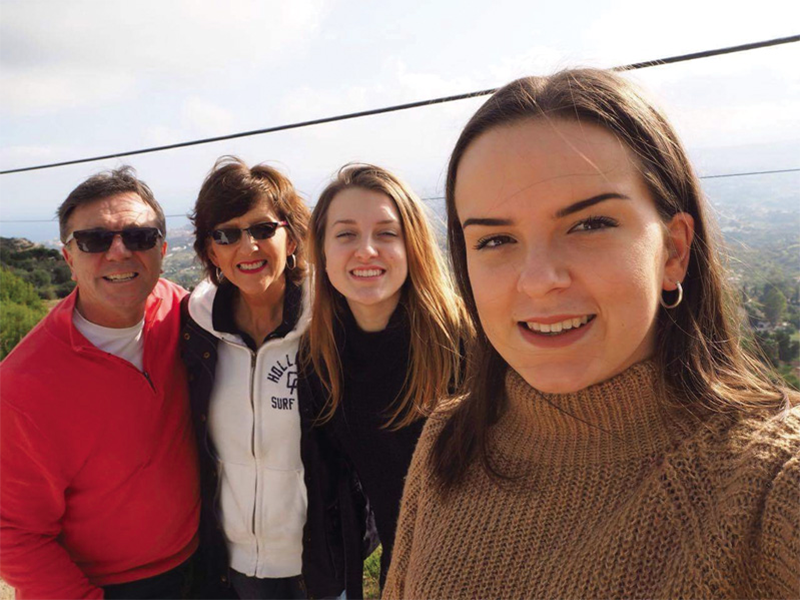 Donna Merrick and her family love using timeshare, with their RCI membership, to holiday as it gives them plenty of space with two- and three-bedroom apartments allowing her to bring her mum along on holidays.