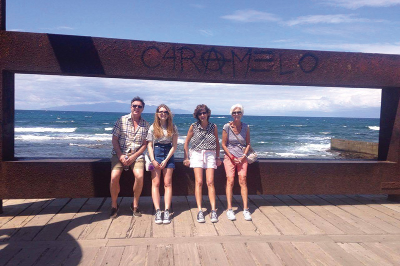 Donna and her family soak up the sun on one of their many adventure holidays using their timeshare exchanges as a base from which to explore. 'Tour, explore and repeat' is Donna's master plan for fabulous family holidays.