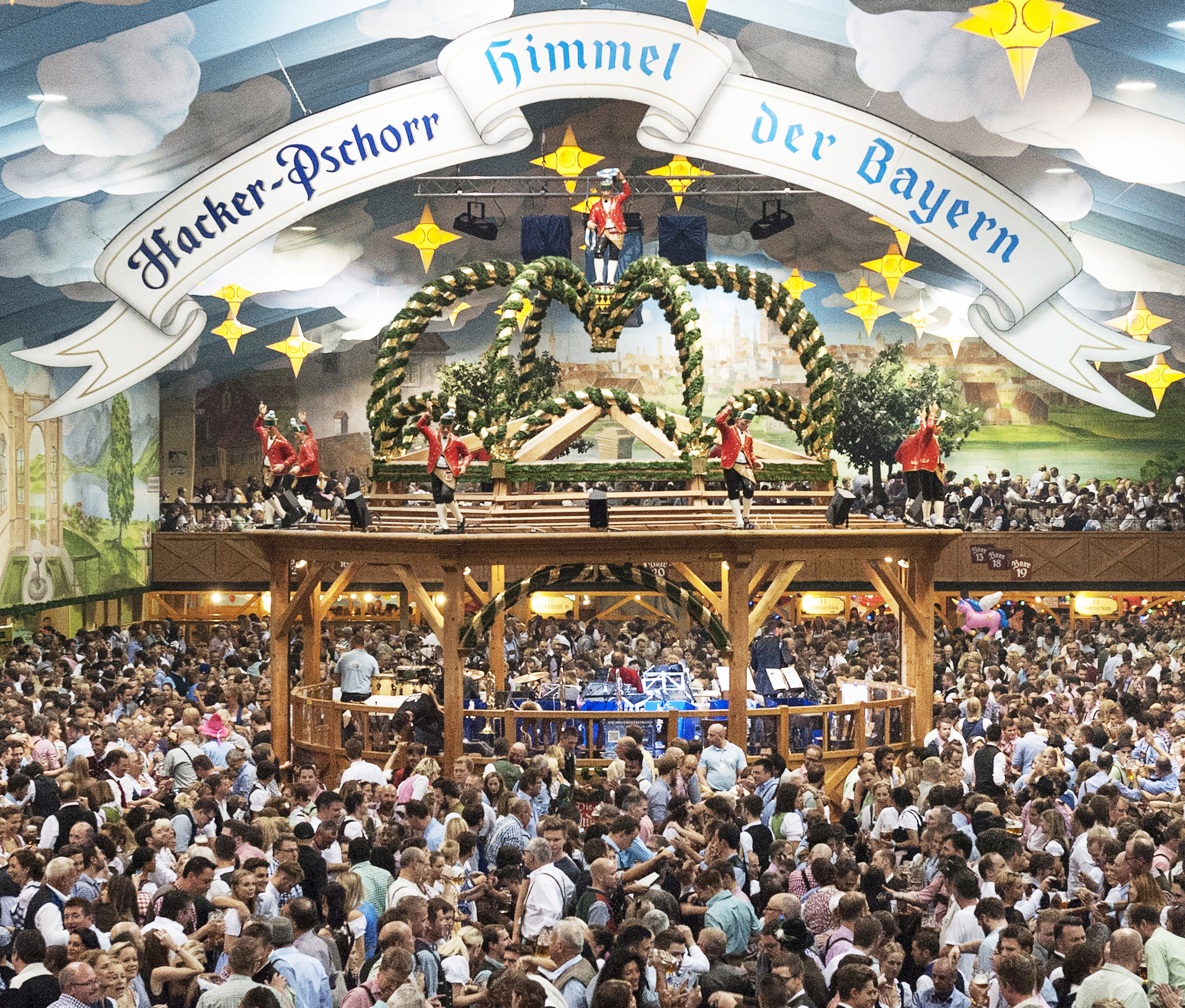 It is estimated that around 7 million visitors will attend Oktoberfest 2018 over the 16-18 day period, travelling to Germany from all over the world.