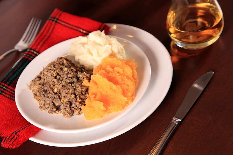 Neeps and tatties is an enduring Scottish dish and no Hogmanay or Burns' Night would be the same without a plate of Scotland's much-loved meal, with a haggis thrown in too, of course!