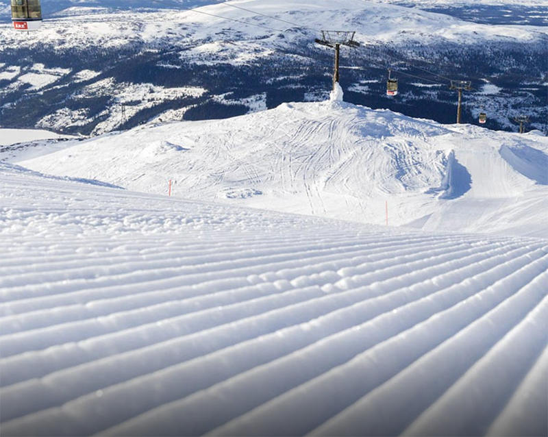 Åre is undoubtedly Scandinavia's best ski resort, with an offering of 42 lifts and 89 slopes perfect for all abilities. Don't forget it may come a little cheaper in the lower season.