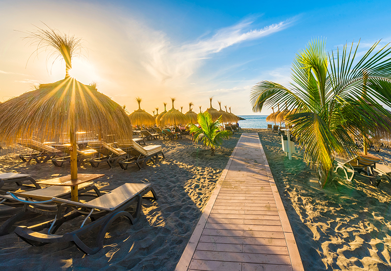 The Canary Islands are a mecca for sun worshippers, having long stretches of sand, pretty coves and mountain-framed beaches to enjoy