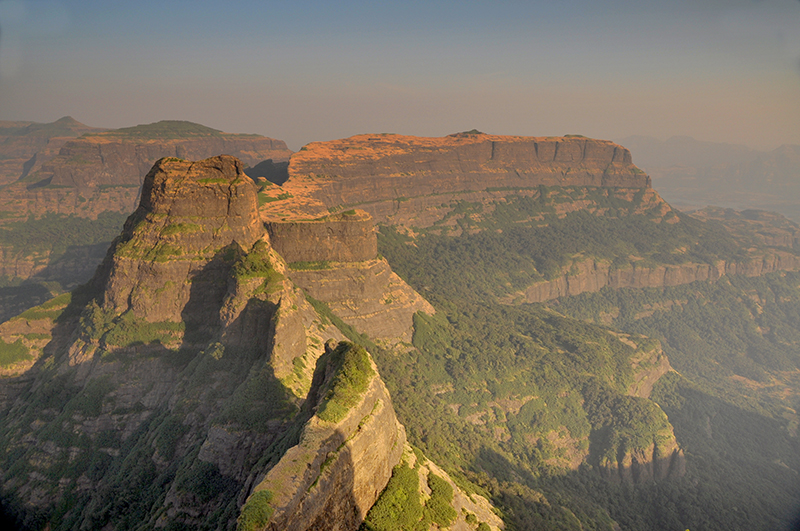 The peaks of the Western Ghats were part of a much-loved backdrop to Sarah's yoga retreat in Kerala, and among many enduring memories she has of that special journey and time.