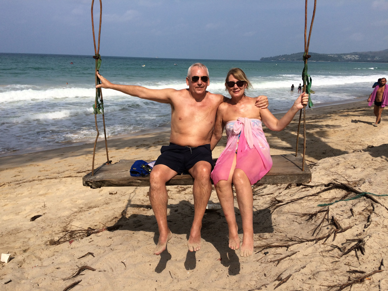 Ian and Carmel have been members of RCI for over 30 years and have exchanged 21 times so far, as well as visiting their home resort many times. They've had so many memorable holidays through their membership.