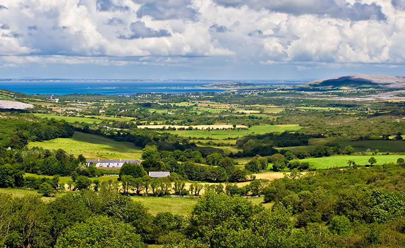 County Clare is an amazing place to visit any time of the year - don't wait for St Patrick's Day to get out there and discover the many hidden gems of the Emerald Isle.