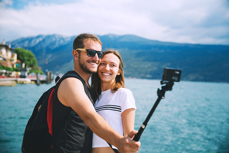 Selfie sticks are a must-have when you go on holiday, no matter what the photography 'experts' say. They're great for getting a fun photo of you and your friends, especially in situations when your camera might be a little heavy, or expensive to take in certain situations.