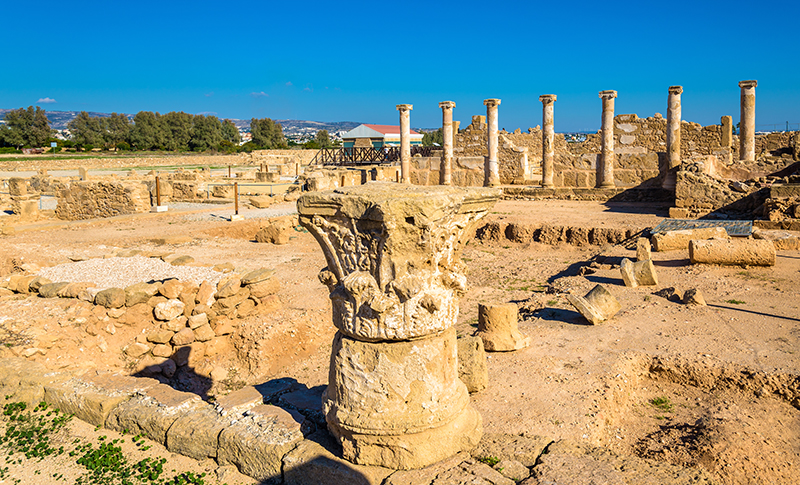 Kato Paphos Archeological Park features mosaics that date back 2,000 years and the Tombs of the Kings, which comes highly recommended.