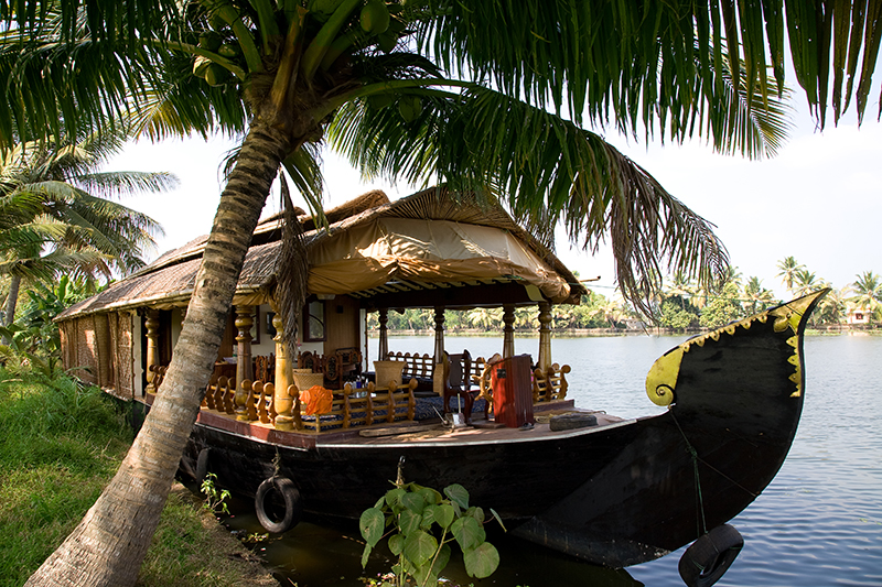 Winding their way through the mountainous magnificent splendour of Kerala are the Keralan backwaters, where cruises can be taken allowing you to get closer to life in Kerala itself.