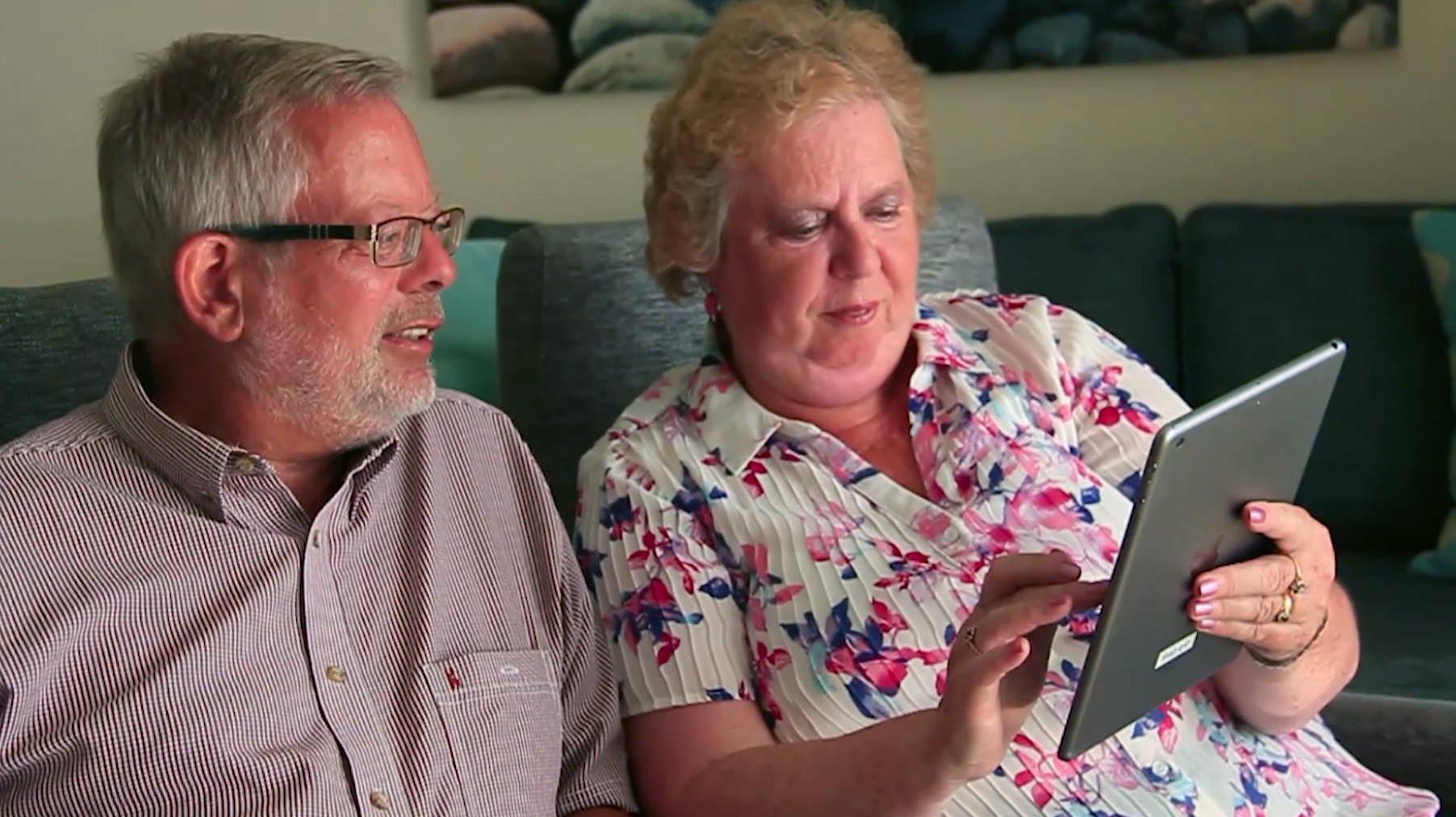 Martin and Gail use RCI.com to book all their holidays as they find it simple and easy to use. Though, if they ever have any issues or questions, the call centre is always on hand to help.