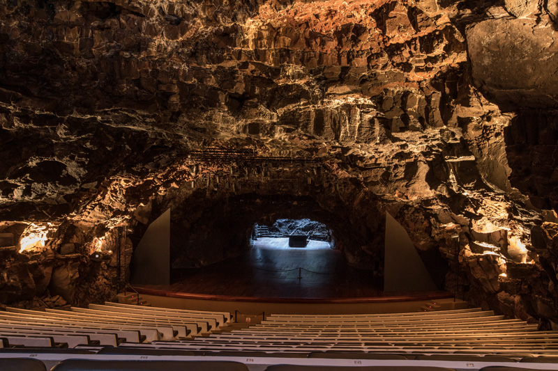 Be sure to visit Jameos del Agua, a volcanic tunnel turned into a concert space; and Cesár Manrique's former home.