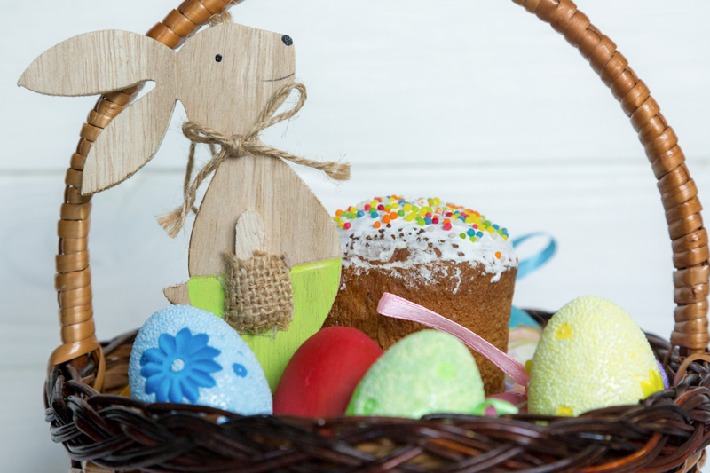 One Easter tradition that has stood the test of time is decorating hard boiled eggs. A fun and colourful activity!