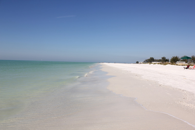 Florida is blessed with gorgeous beaches, but Anna Maria Island has some of the best.