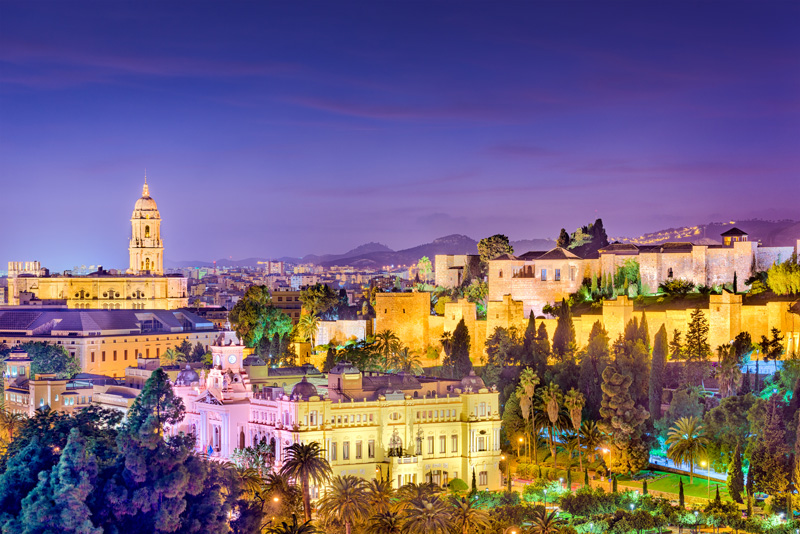 Málaga is a beautiful destination for your next holiday.