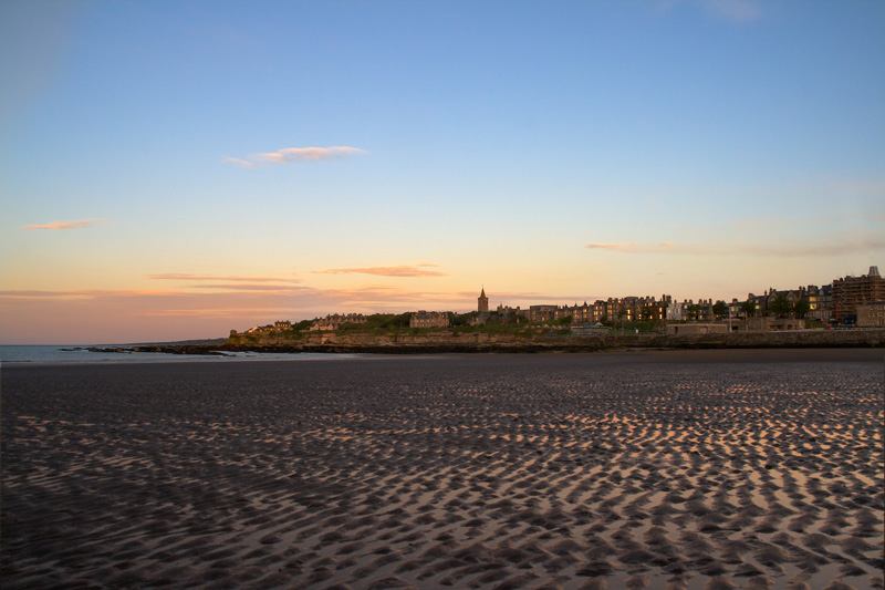 Scotland has some beautiful beaches that are sometimes overlooked in favour of England's south coast, but you're missing out if you don't visit West Sands Beach.