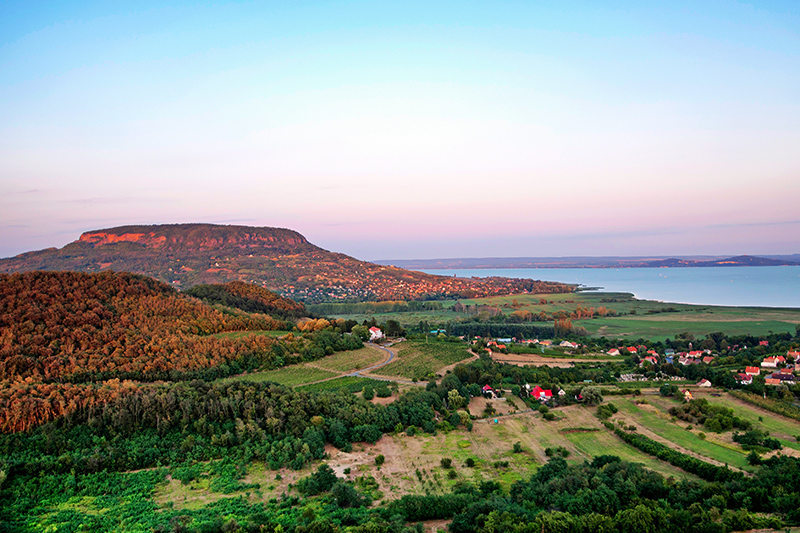 Lake Balaton is the largest freshwater lake in Europe and the perfect place for a year-round escape. The summer brings the crowds to the lakeside beaches for paddling and sandcastles, and the opportunities for hiking, cycling and exploring are plentiful.