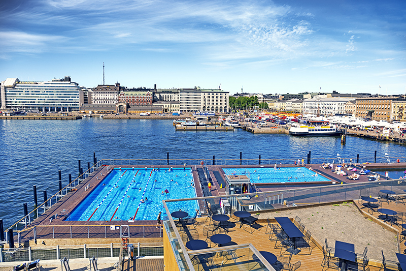 Helsinki Harbour is one of the busiest harbour's in Europe. Watch the cruise ships come and go, or join a one-day cruise to Tallinn in Estonia or perhaps a sightseeing tour of the harbour, you just need decide on the experience you would prefer.