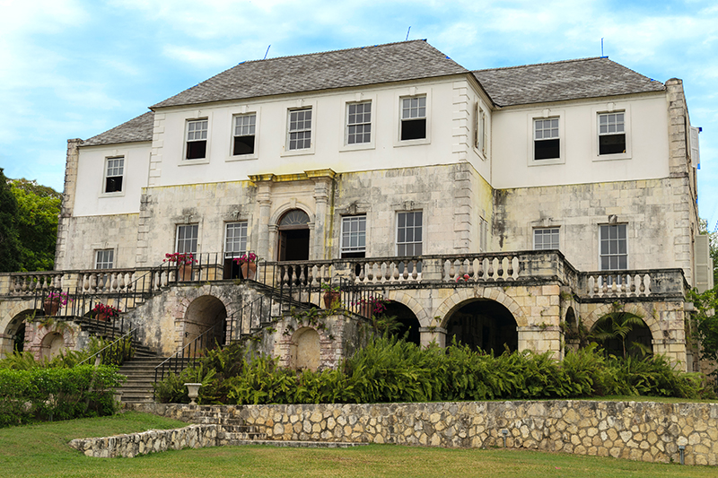 Rose Hall Great House in Montego Bay not only provides a history lesson, but also comes with its own White Witch legend, complete with tales of murder.