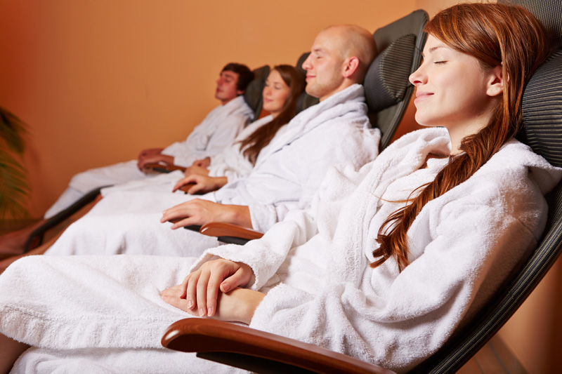 So, for your next holiday, make sure you combine it with a fantastic spa trip. Take you partner or your friends with you and have a great time being pampered.