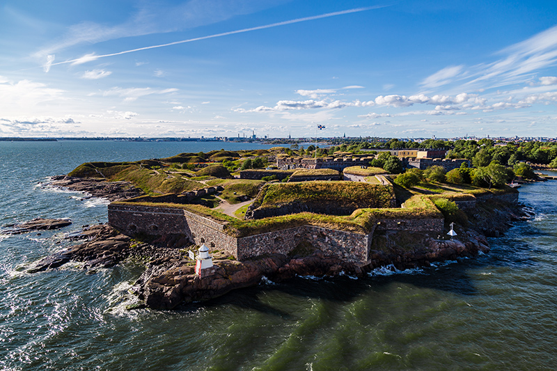 Visit the UNESCO World Heritage Site of Suomenlinna Fortress - it is an 18th-century sea fortress. Catch a ferry from the Market Square to explore this historical site..