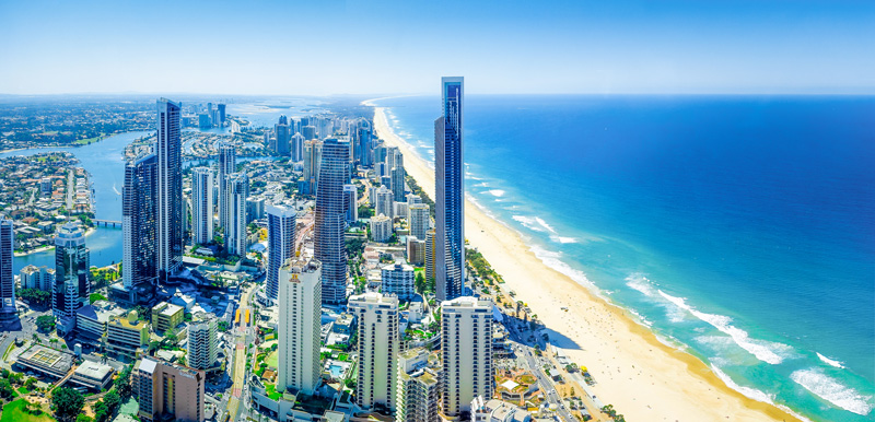 The Queensland Gold Coast is famed for its beaches, but when you want a change of scenery, it doesn't come any more spectacular than the rain forest regions inland with its many magical attractions to explore.
