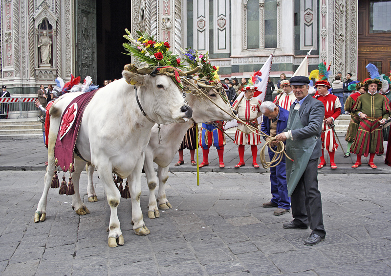 Easter is one of the most important events in Italy's religious calendar. Florence has some of the most interesting Easter traditions of all the country.