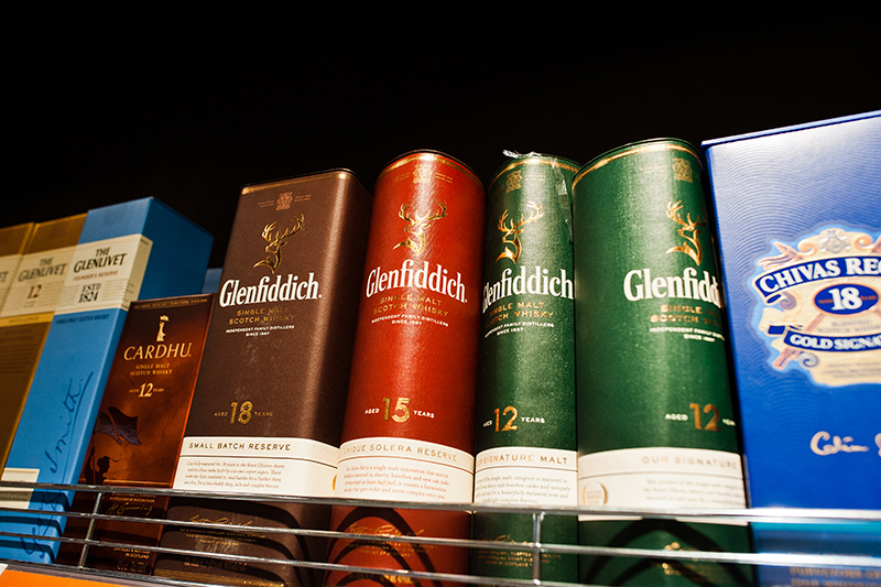 Glenfiddich whisky is amongst the most well-known and loved brands in the world.
