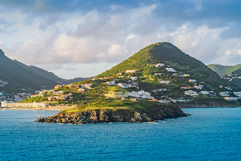 Little Bay Beach enjoys a peaceful atmosphere compared to many of the Caribbean beaches, so come and experience the peace and tranquillity of this great location.